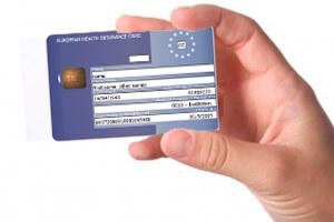 Solicitar la tarjeta europea sanitaria