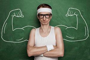 Testosterona para musculación